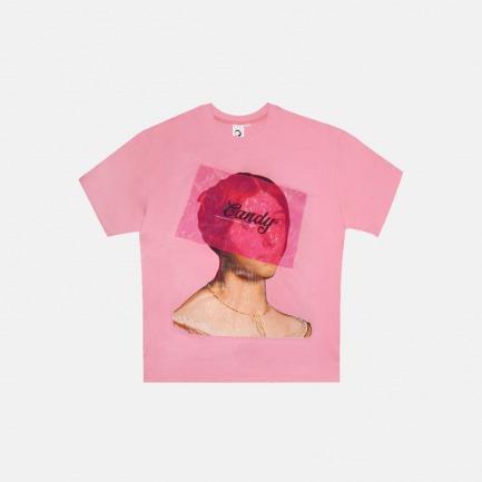 Candy宽松长款T恤 | 原创设计