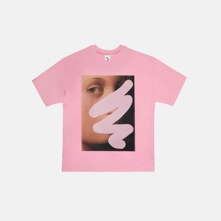 人脸涂鸦 丝光棉T恤 | 原创设计
