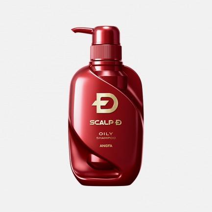男士防脱控油洗发水 | 日本9年市场占有率第一