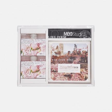 玫瑰蜜巧克力礼盒 | 巧克力与玫瑰的美妙组合