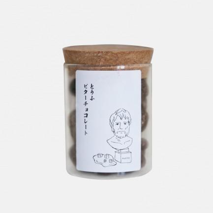 石像豆腐松露巧克力 | 日本进口原料搭配冻干豆腐