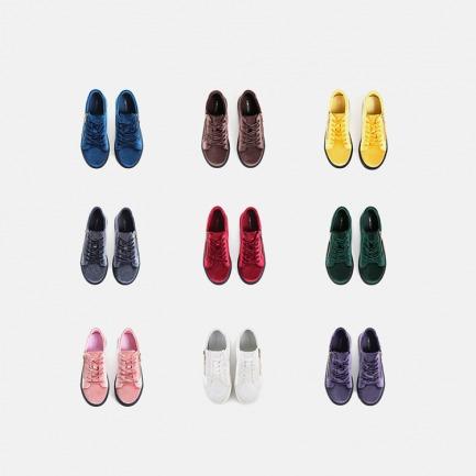 丝绒亲子鞋-成人 | 时尚休闲透气丝绒鞋