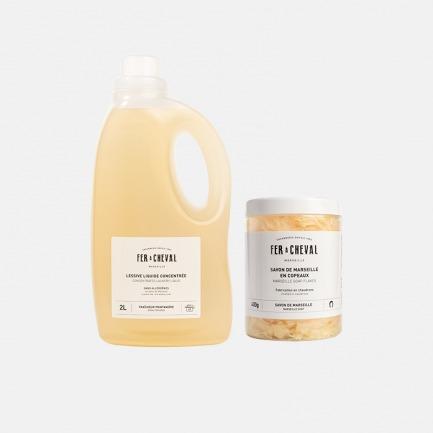 芳香洗衣液&多功能皂片 | 纯植物配方、天然安全