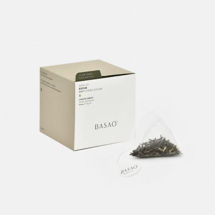 茉莉毛峰工夫袋泡茶 | 起源地福州茉莉窨花入茶