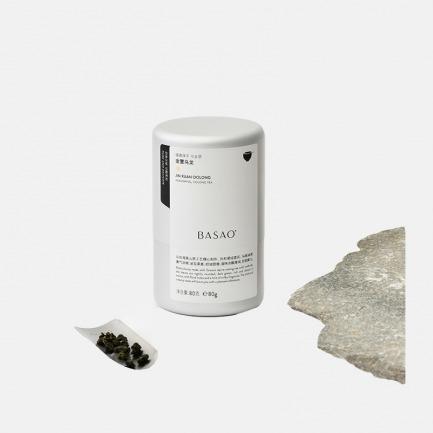 金萱乌龙(银铝罐) | 台湾高山茶工艺,豆浆灌溉
