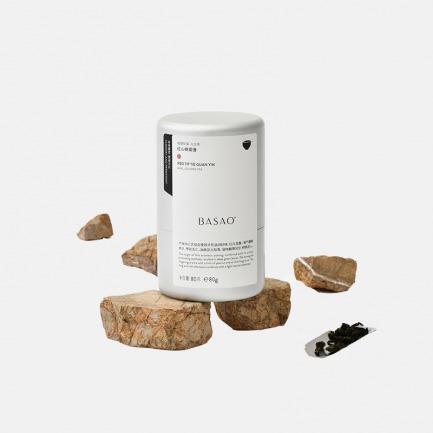 红心铁观音(银铝罐散茶) | 生态茶园,非遗传承人监制