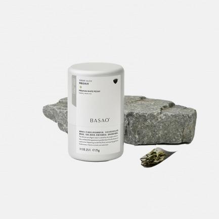 2020年特级白牡丹新茶 | 特级白茶,银铝罐散茶