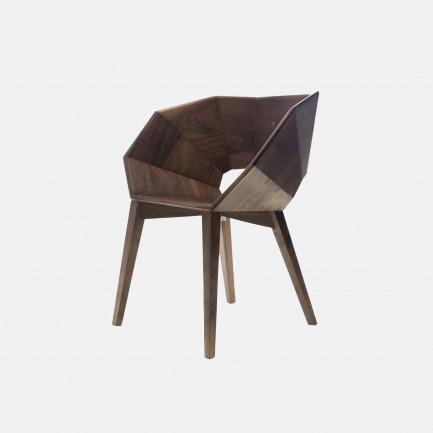 扶手椅 | 榫卯的重构