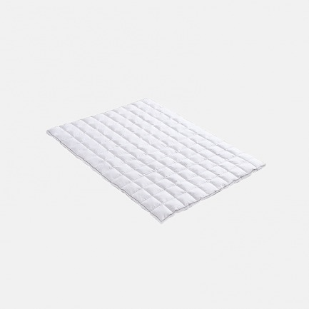 羽毛软垫 | 蓬松保暖 均匀柔软