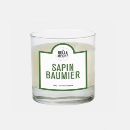 法国乡间森林香氛蜡烛 | 一种温暖的冷杉森林香味