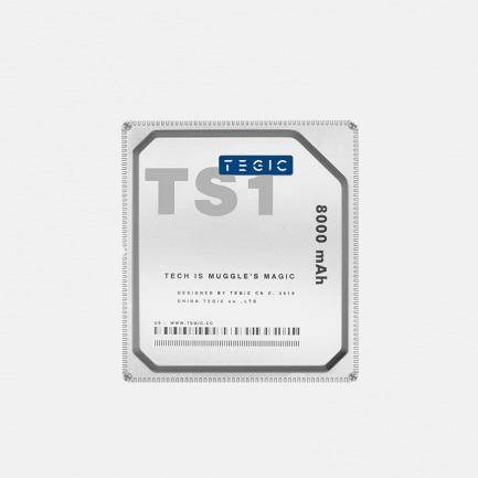 TS1电磁块移动电源 | 10W无线充电,大容量