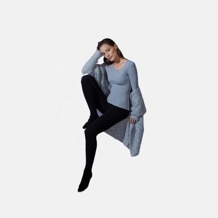 中厚连脚打底裤 | 轻盈保暖,尽显迷人曲线