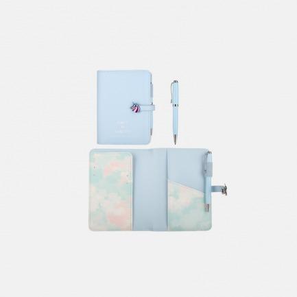 独角兽系列护照夹 | 在护照上增添一抹梦幻