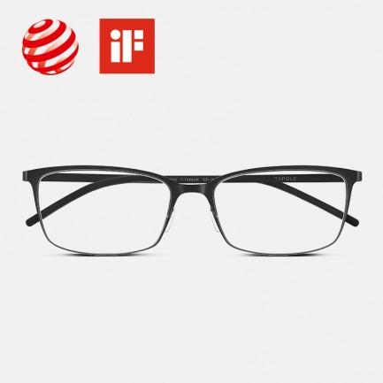超轻薄莱特眼镜 | 超轻,简约,纯钛材质
