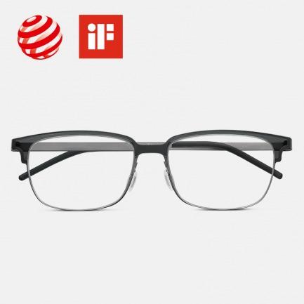 超轻薄纯钛T1眼镜  | 戴在脸上的儒雅纯熟