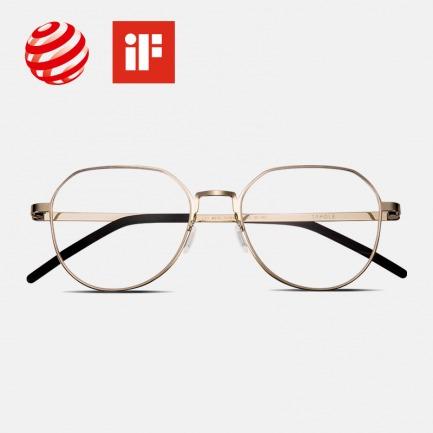 超轻薄 L10眼镜 | 流行细边框设计