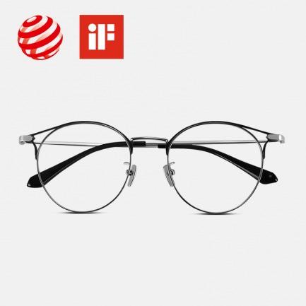 镂空 JOY7眼镜 | 镂空设计,精致纯钛
