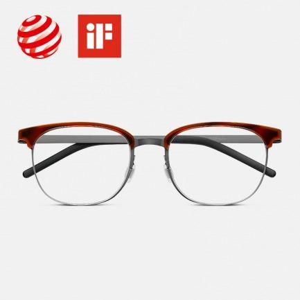 超轻大框 P6眼镜 | 纯钛用材+14项设计大奖