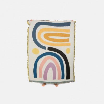 PERRY毛毯 | 将创造的灵感融入家居单品