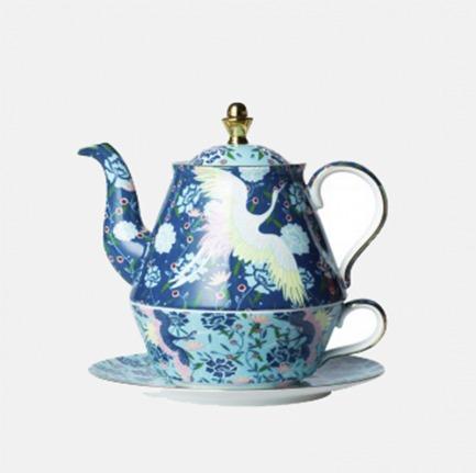 仙鹤网红子母壶 | 将丛林风采带到你的茶几上