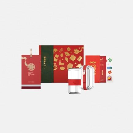 2020哲品新年礼盒   藏在礼盒里的段子和惊喜