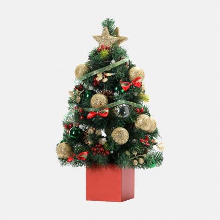 仿真圣诞树 | 圣诞经典装饰,点亮圣诞夜