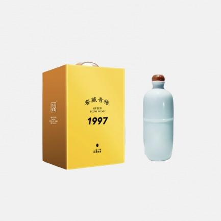 窖藏青梅年份酒1997 | 22年 等待一坛纯熟梅酒
