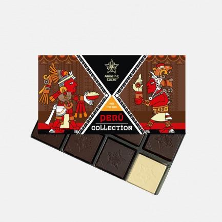 秘鲁精选巧克力 | 8款精品巧克力入门品鉴盒
