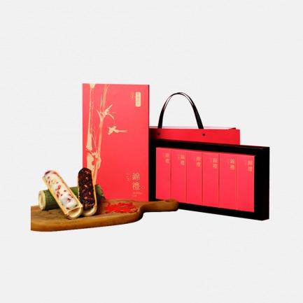 【节节高升】竹筒八宝饭新年礼盒 | 米料均匀,有竹香