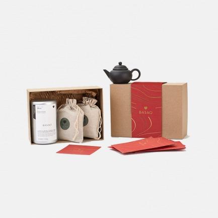 新年茶礼盒   10款不同风味茶组合