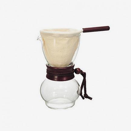 HARIO 法兰绒滤泡手冲咖啡壶