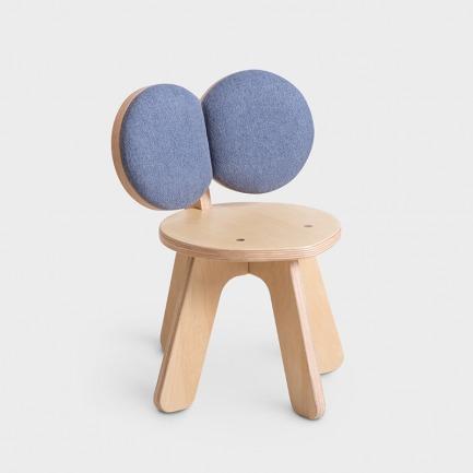 超萌老鼠生肖椅 | 鼠年超萌设计, 欢迎领养