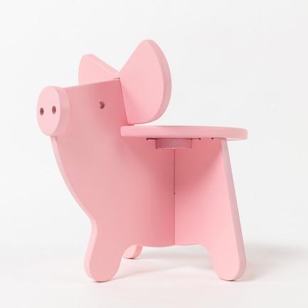 超萌小猪生肖椅 | 超萌设计,欢迎领养