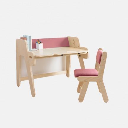 A+学习桌椅 | 极简设计,高度轻松调节
