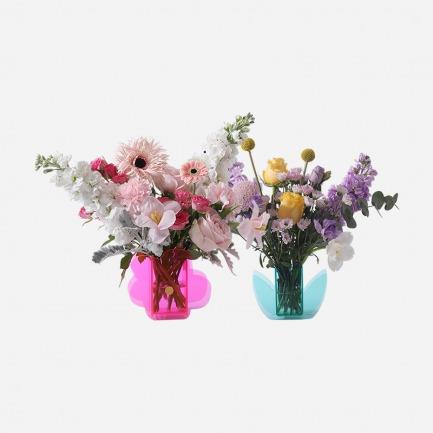 少女的裙摆混合鲜花礼盒 | 花材不重样,精致可爱