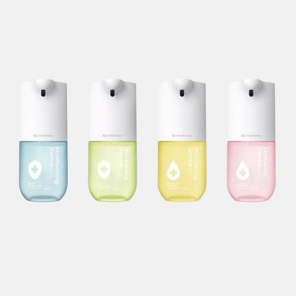 自动泡沫洗手机套装 | 无需按压,伸手出泡