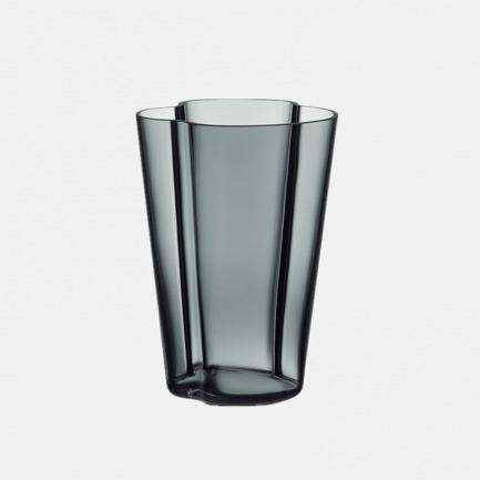 传奇湖泊系列花瓶220mm | 手工吹制、造型独特