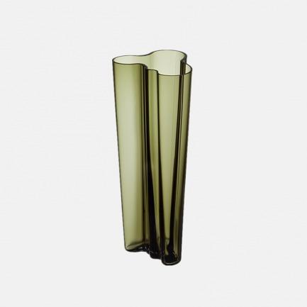 传奇湖泊系列花瓶255mm | 手工吹制、造型独特