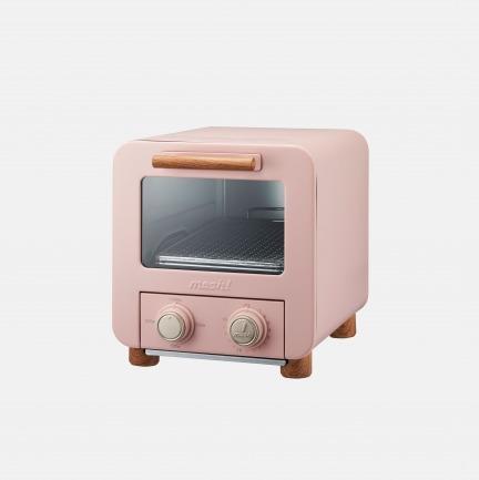 高颜值紧凑型烤箱 | 醒目的木质外观特色