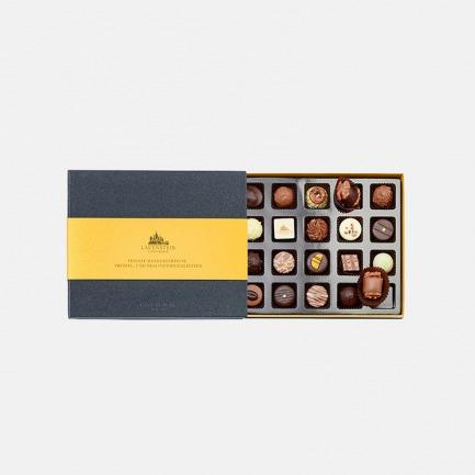 金装精巧奢享巧克力礼盒 | 独特的酒味酱心巧克力