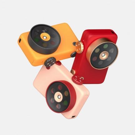 小糖口袋相机礼盒版 | 孩子的第一台智能玩具相机