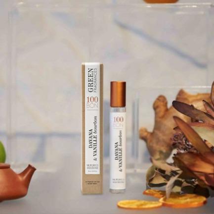 印蒿香草香水   清甜果香中隐约透出木质香调