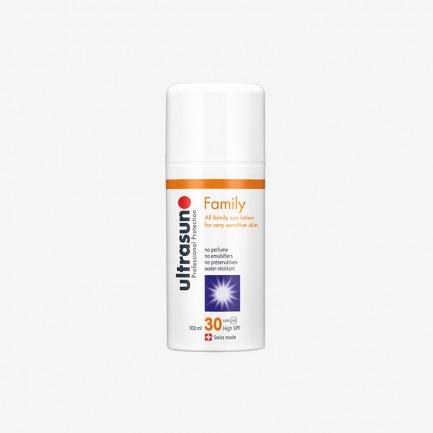 倍护水感防晒乳30PA+++ | 适合所有家庭及敏感肌肤使用