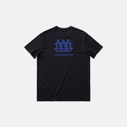 背后印花葫芦-短袖T恤 | 选用21支纱精梳棉