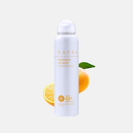 防晒喷雾甜橙味SPF50+ | 快速成膜,清爽不油腻