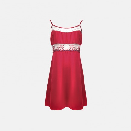 蔷薇花园睡裙 | 在家中享受焕新初夏