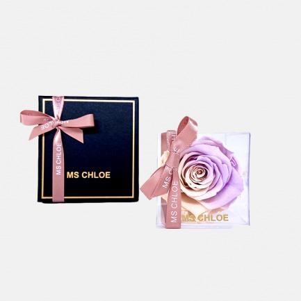 小可爱永生花玫瑰礼盒 | 带来浪漫与美好
