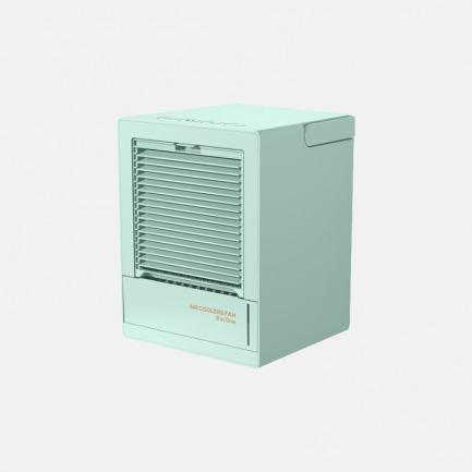 迷你空调扇 | 3秒快速降温,大涵道出风口