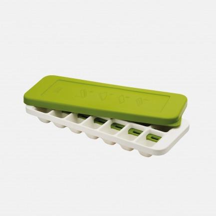可遥控的冰块模具 | 可防止水溢出,隔绝冰箱异味