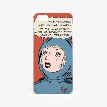 sowhat-iphone5 手机保护壳 女性宇航员